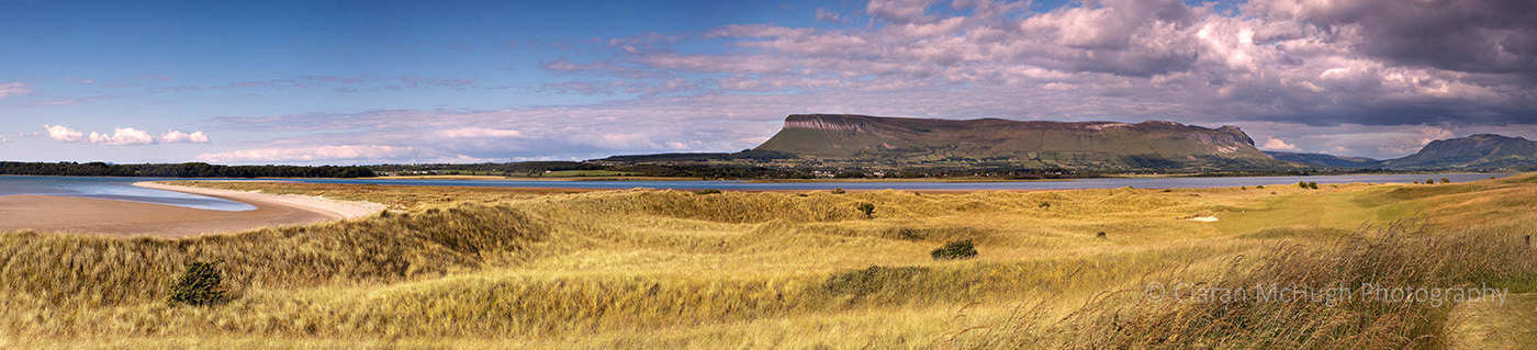 Ciaran McHugh Photography, Sligo: benbulben and the lower rosses
