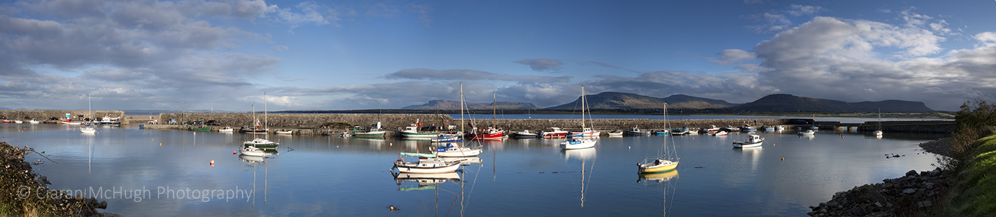 Ciaran McHugh Photography, Sligo: mullaghmore harbour