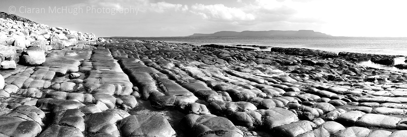 Ciaran McHugh Photography, Sligo: homage - along the flaggy shore