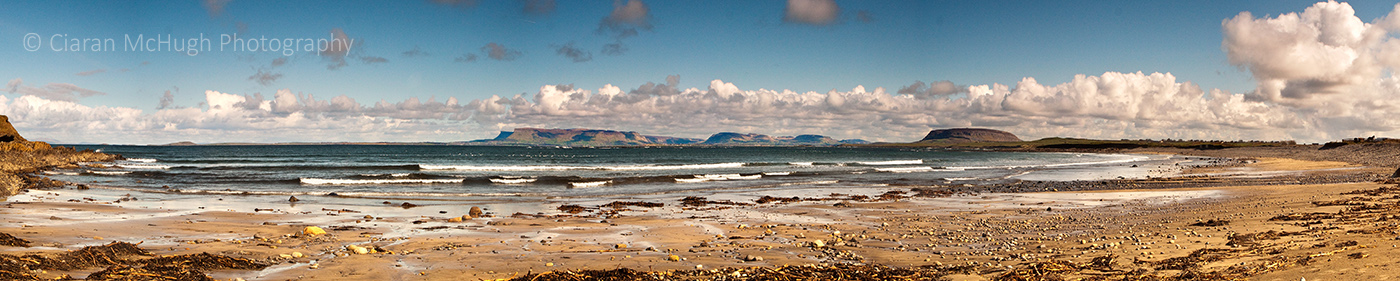 Ciaran McHugh Photography, Sligo: view from aughris